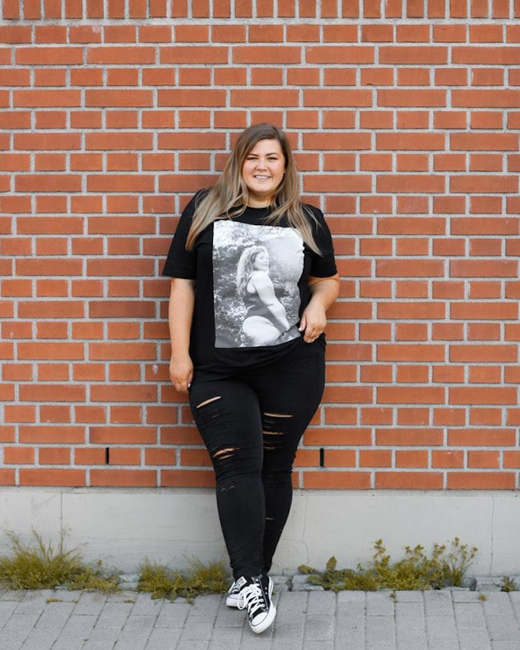 """T-shirt """"Linda-Marie Foto"""""""