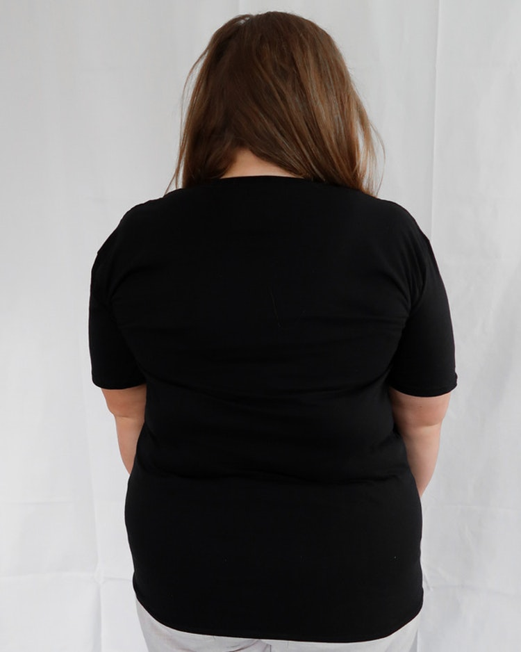 "T-shirt ""Body positive"""