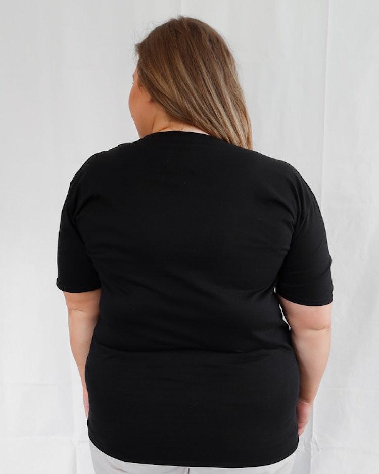 "T-shirt ""Linda-Marie Tecknad"""