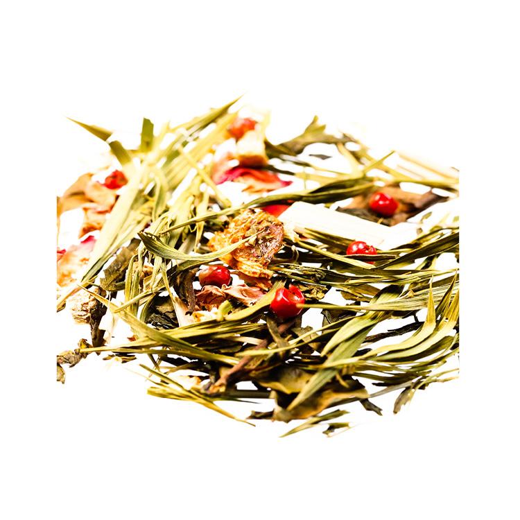 Green Tea Shaolin