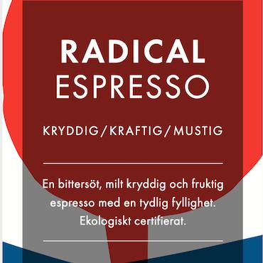 Radical Espresso
