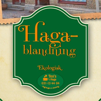 Teas Hagablandning