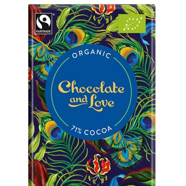 Chocolate & Love - Rich Dark
