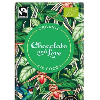 Chocolate & Love - Mint