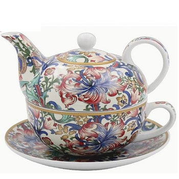 William Morris New Golden Lily - Tea For One