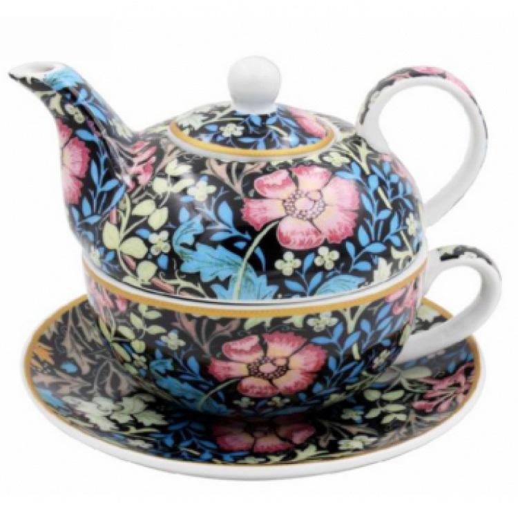 William Morris Compton - Tea For One