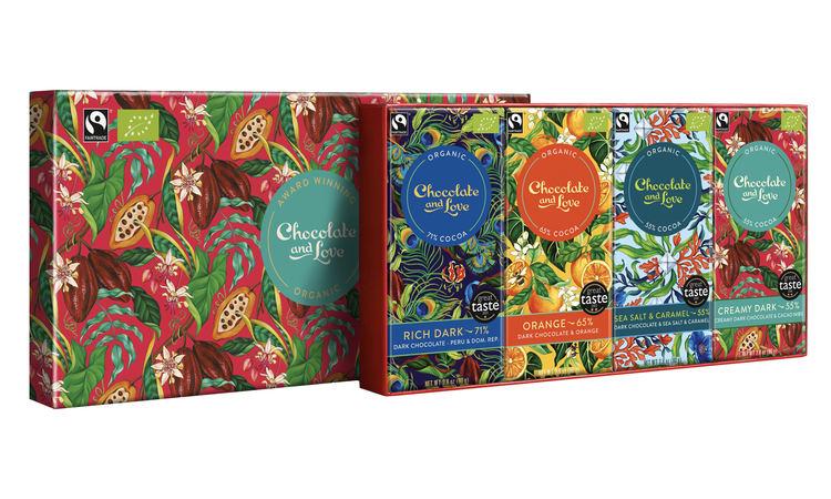 Chocolate & Love - Gift Box