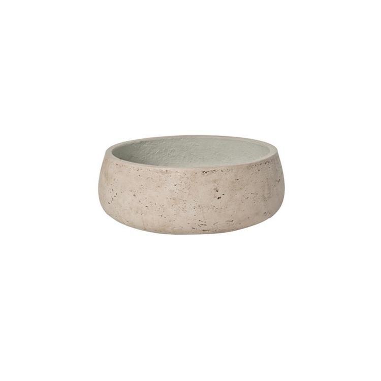 Eileen S, Grey washed 24 cm