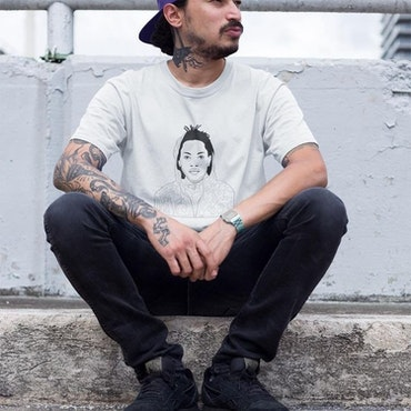 K. Dot Shirt