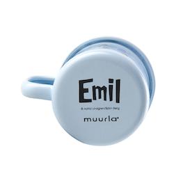 Emaljmugg 1,5 dl, Emil i Lönneberga