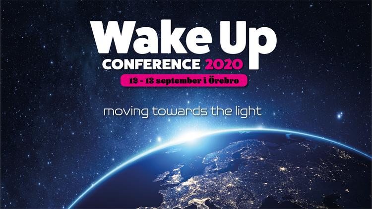 WakeUpConference Live Stream