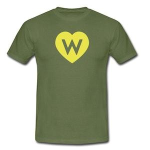 WakeUpFriends T-Shirt storlek S