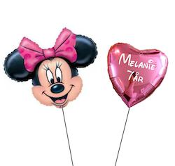 XL Mimmi+Personlig ballong