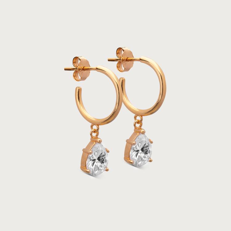 Glimmer earrings