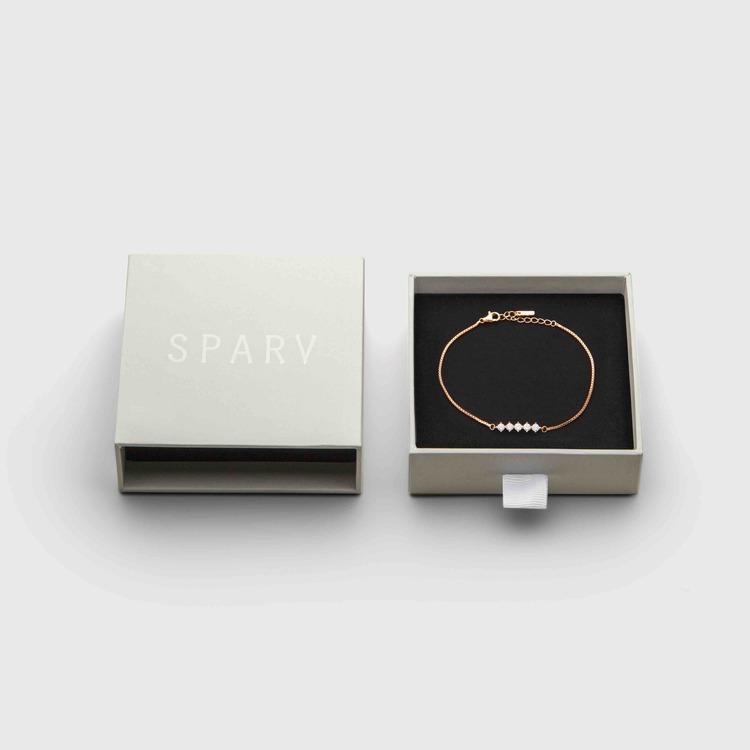 Night sky bracelet box