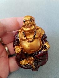 Smilende Buddha