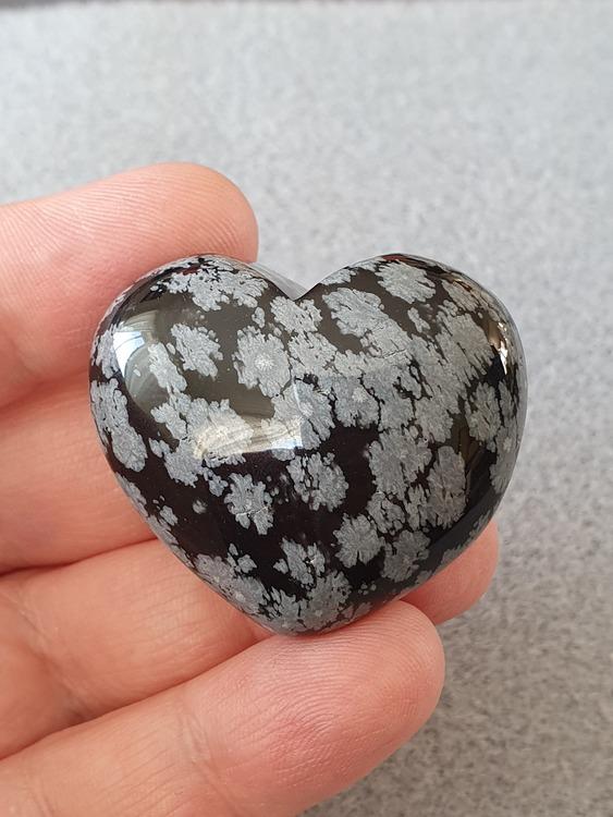 Obsidian snøfnugg