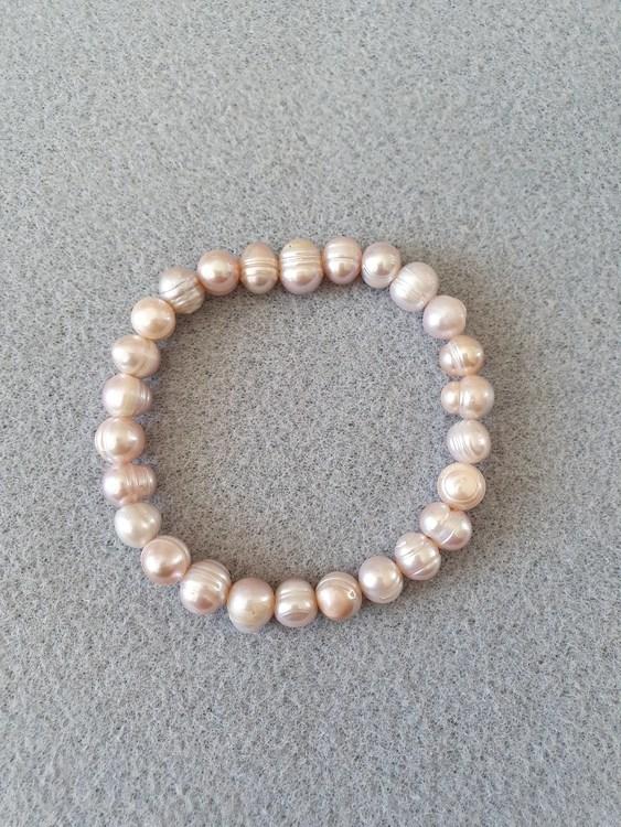Perle natur rosa