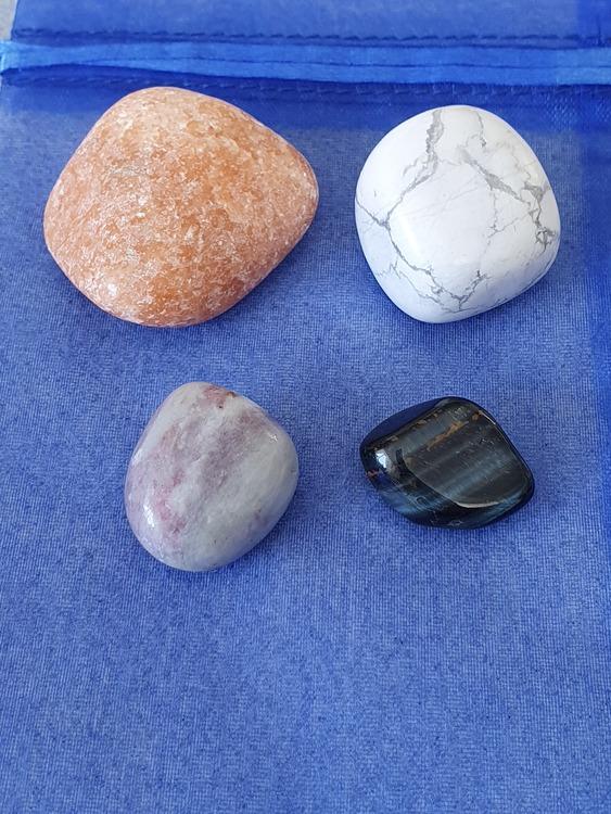 Krystaller for angst