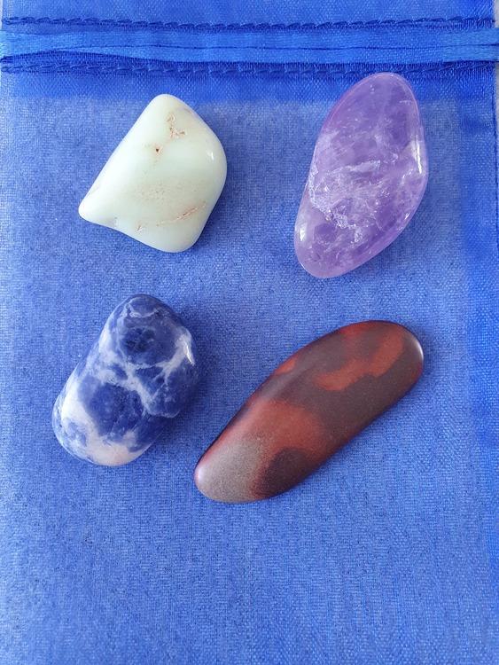 Krystaller for søvn