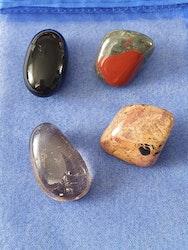 Krystaller for jording