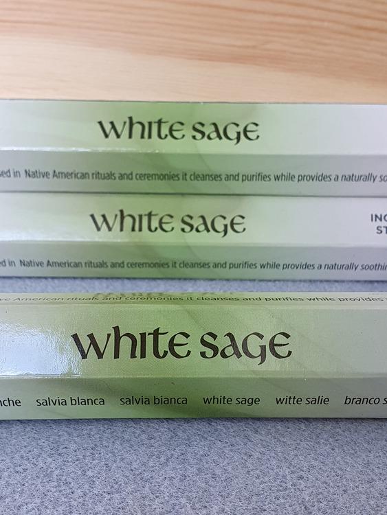 Elements white sage