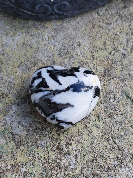Marmor zebra 4,5 cm