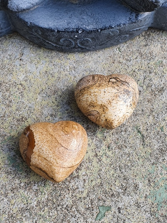 Landskaps jaspis 4,5 cm