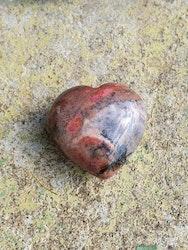 Rhodonitt hjerte