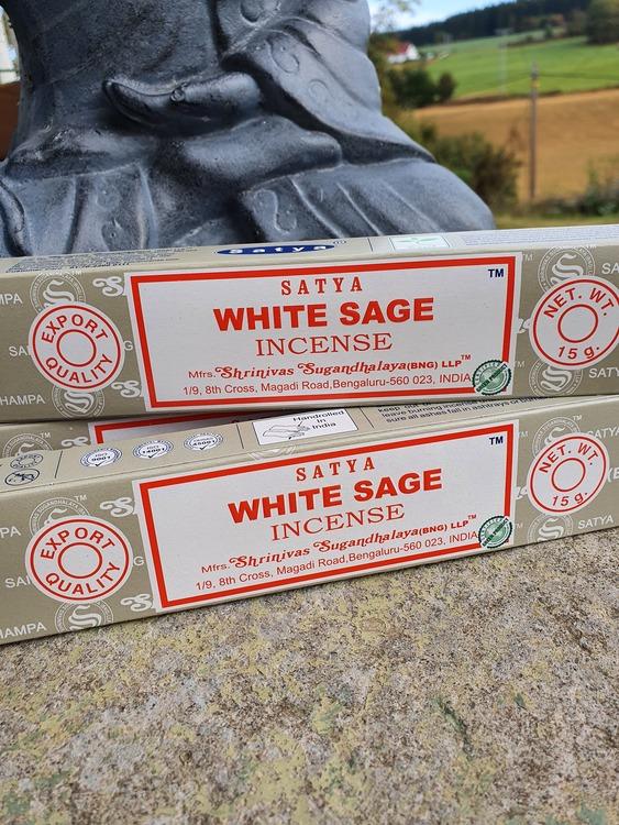 Sataya white sage