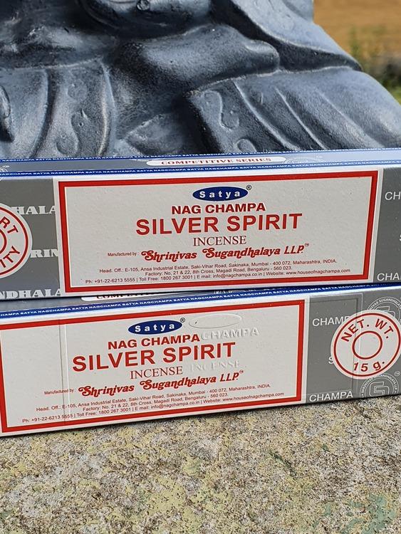 Satya silver spirit