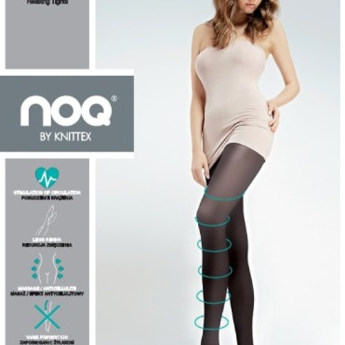 Masumi Relaxing tights 40 DEN SVART