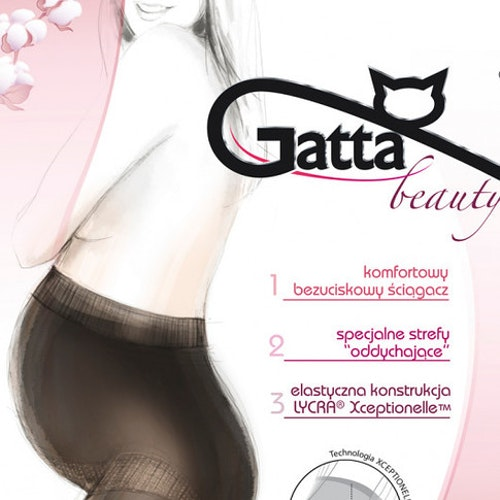 Strumpbyxor Gatta Body Protect Cotton