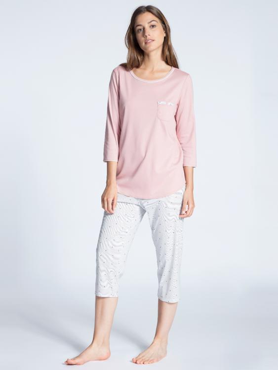Calida Sweet Dreams 7/8 Pyjamas