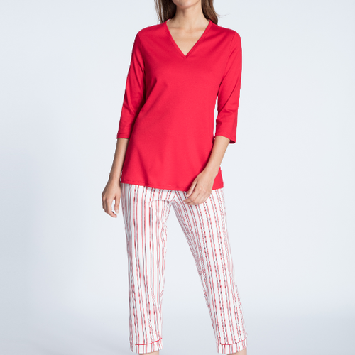 Calida Cosy Emotion 7/8 Pyjamas