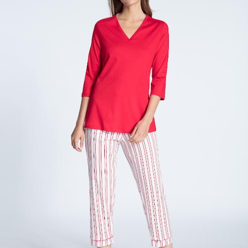 Calida Cosy Emotion 7/8 Pyjamas