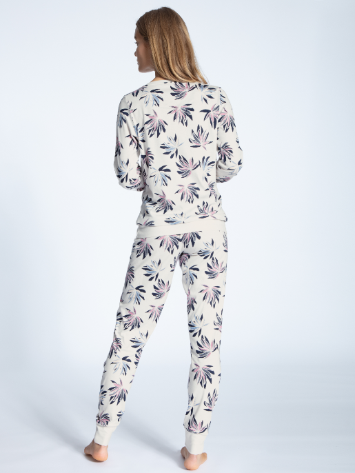 Calida Cozy Flowers Pyjamas