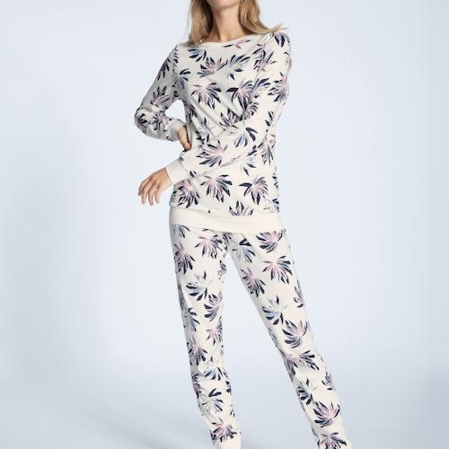 Calida Cozy Flowers Pyjamas