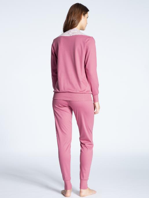 Calida pyjamas Cassis