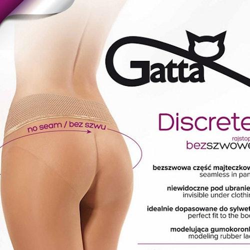 Gatta Discrete 15 DEN BEIGE