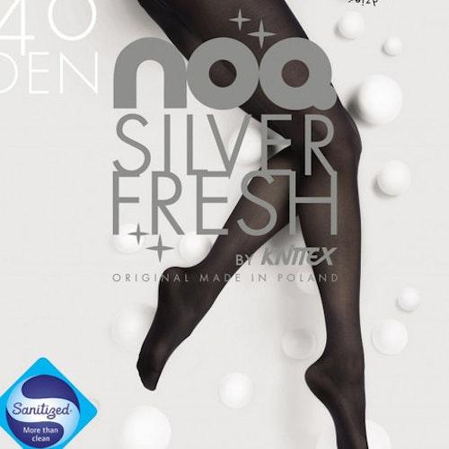 NOQ Silver Fresh 40 DEN