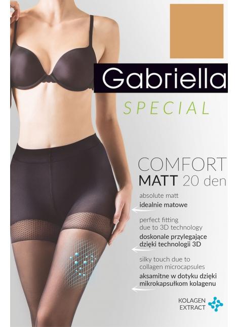 Gabriella Special 20 DEN  matt beige