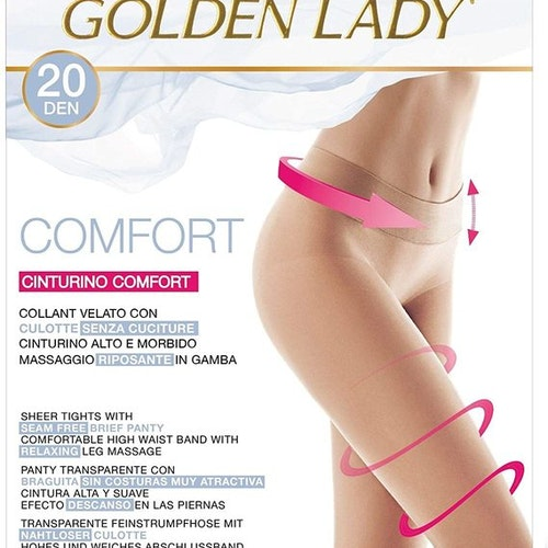 Golden Lady Comfort 20 DEN