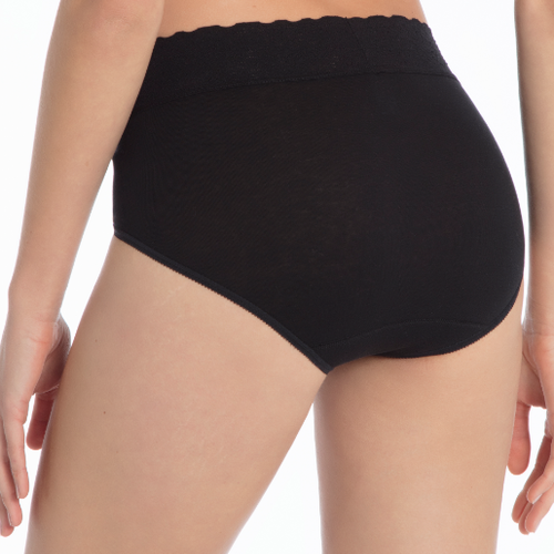 Calida Midi brief SVART