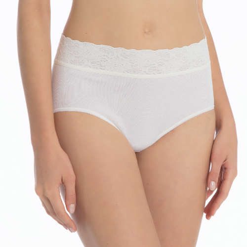 Calida Midi brief IVORY