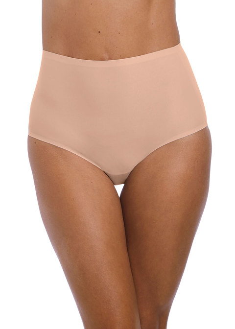 Fantasie Smoothease Nude Invisible Full Brief