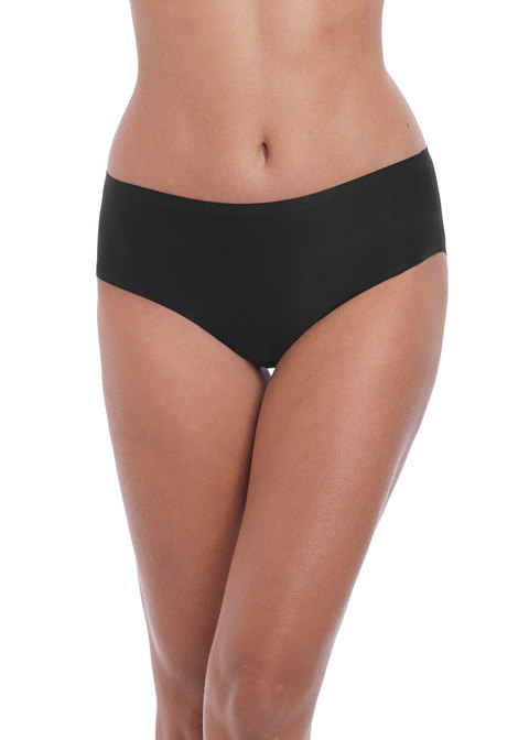Fantasie Smoothease Black Invisible Brief