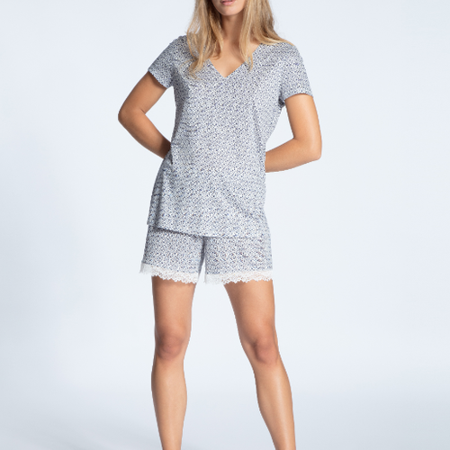 Calida Cosy bambu short pyjamas