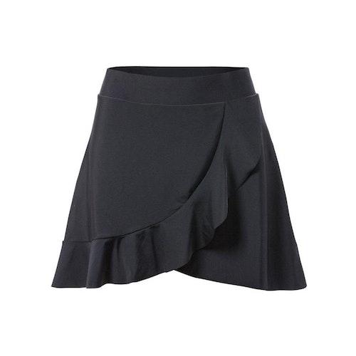 Trofé badkjol svart