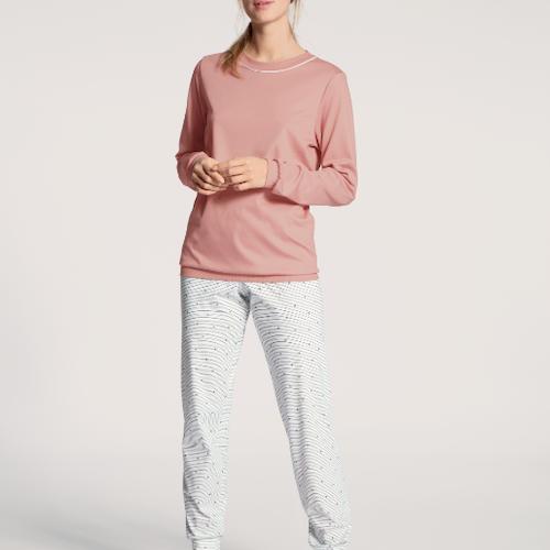 Calida Sweet Dreams Pyjamas Rose Bud